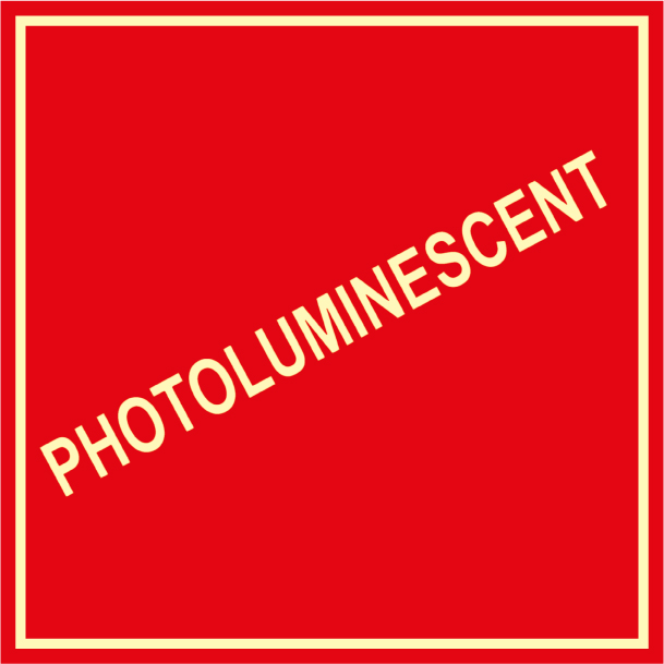 Pictogrammes Photoluminescents Incendie