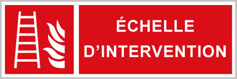 Echelle d'intervention