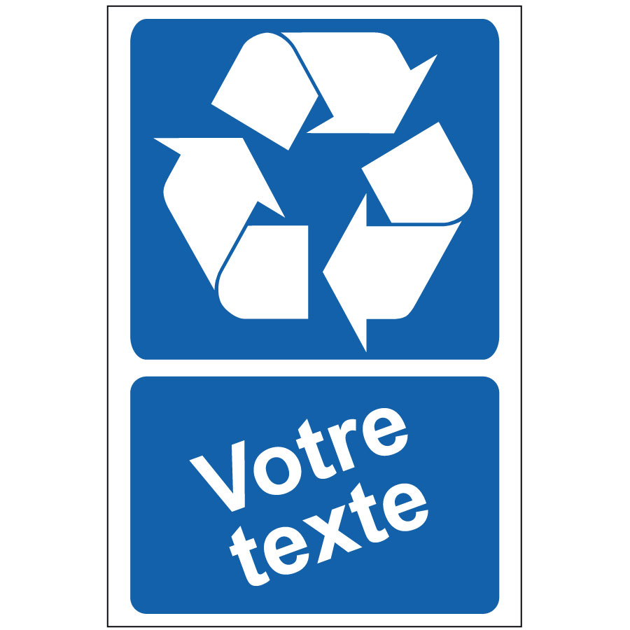 Recyclage Personnalisable