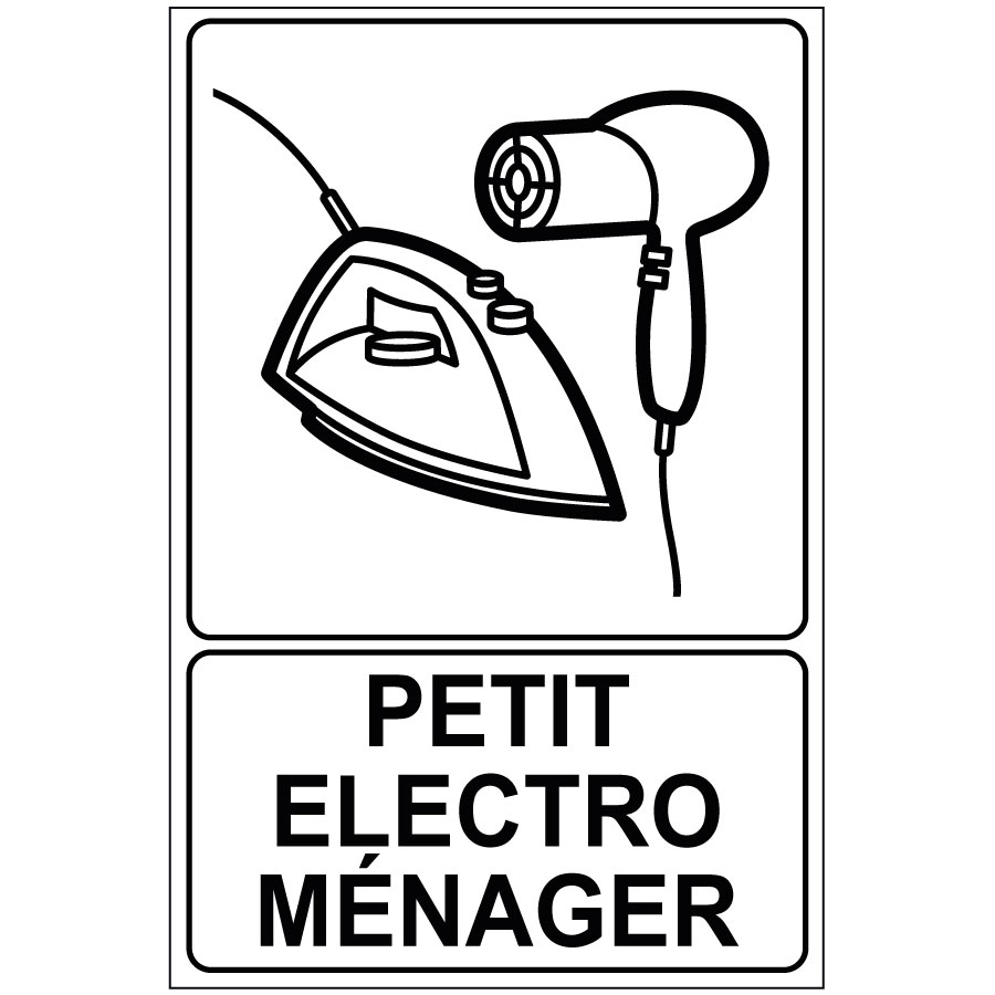 Recyclage Petit Electro Ménager